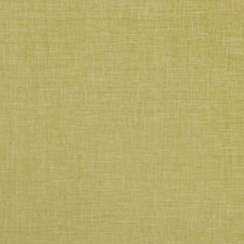 Citron Chenille Drapery and Upholstery Fabric by Clarke & Clarke