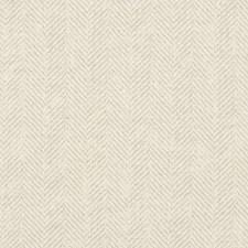 Linen Herringbone Drapery and Upholstery Fabric by Clarke & Clarke