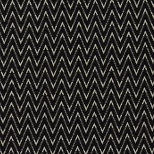 Noir Weave Drapery and Upholstery Fabric by Clarke & Clarke