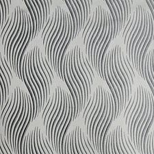 Steel Drapery and Upholstery Fabric by Scalamandre