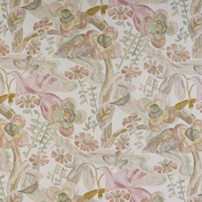 Petal Botanical Drapery and Upholstery Fabric by Kravet