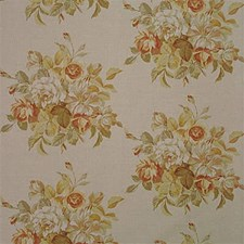 Terra Print Drapery and Upholstery Fabric by Mulberry Home