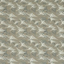 Goose Grey Velvet Drapery and Upholstery Fabric by Mulberry Home