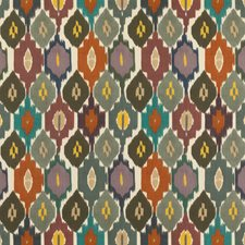 Multi Ethnic Drapery and Upholstery Fabric by Mulberry Home