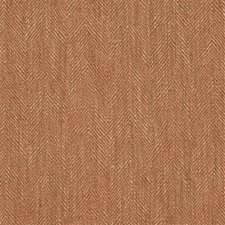 Pimento Herringbone Drapery and Upholstery Fabric by Mulberry Home