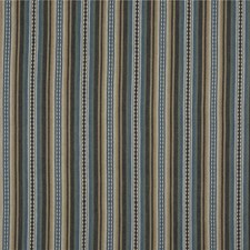 Indigo/Teal Weave Drapery and Upholstery Fabric by Mulberry Home