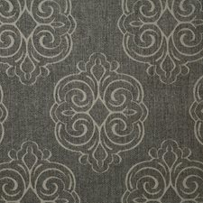 Metal Damask Drapery and Upholstery Fabric by Pindler