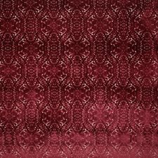 Garnet Damask Drapery and Upholstery Fabric by Pindler
