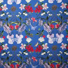 Cerulean Traditional Drapery and Upholstery Fabric by Pindler