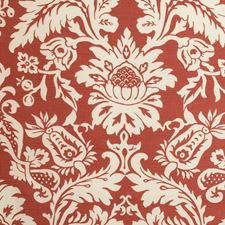 Tomato Print Drapery and Upholstery Fabric by Lee Jofa