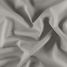 Grey Plain Drapery and Upholstery Fabric by JF