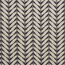 Beige/Midnight Modern Drapery and Upholstery Fabric by Groundworks
