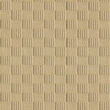 Beige Check Drapery and Upholstery Fabric by Groundworks
