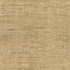 Straw Solids Drapery and Upholstery Fabric by Groundworks