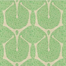 Pistachio Contemporary Drapery and Upholstery Fabric by Groundworks