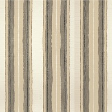 Linen/Pyrite Outdoor Drapery and Upholstery Fabric by Groundworks