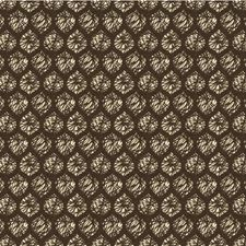 Peat Geometric Drapery and Upholstery Fabric by Groundworks