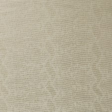 Ivory/Soft Gold Animal Drapery and Upholstery Fabric by Groundworks