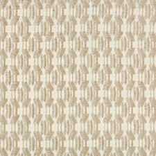 Natural Contemporary Drapery and Upholstery Fabric by Groundworks