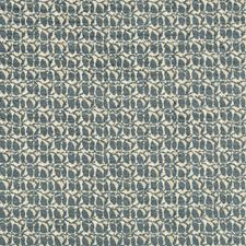 Sea Wave Modern Drapery and Upholstery Fabric by Groundworks