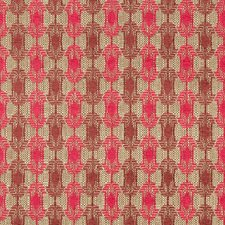 Cerise Contemporary Drapery and Upholstery Fabric by Groundworks