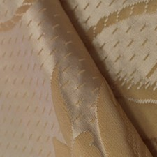 Creme/Or Drapery and Upholstery Fabric by Scalamandre