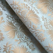 Ciel Drapery and Upholstery Fabric by Scalamandre