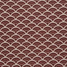 Plum Drapery and Upholstery Fabric by Maxwell