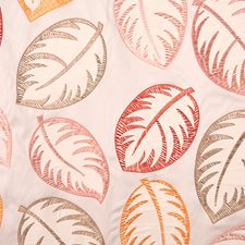 Peach Drapery and Upholstery Fabric by Scalamandre