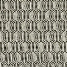 Charcoal/brown Drapery and Upholstery Fabric by Highland Court