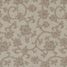 Natural/brown Drapery and Upholstery Fabric by Highland Court