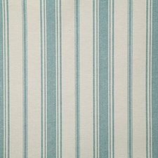 Spa Stripe Drapery and Upholstery Fabric by Pindler