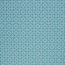 Capri Blue Drapery and Upholstery Fabric by RM Coco