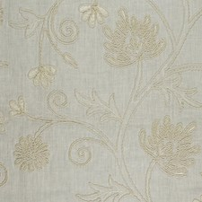 Alabaster Drapery and Upholstery Fabric by RM Coco