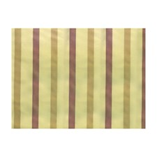 Cramoisi Stripes Drapery and Upholstery Fabric by Brunschwig & Fils
