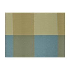 Perle Noire Plaid Drapery and Upholstery Fabric by Brunschwig & Fils