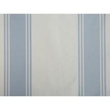 Bleuet Stripes Drapery and Upholstery Fabric by Brunschwig & Fils