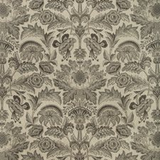 Peat Jacobeans Drapery and Upholstery Fabric by Kravet