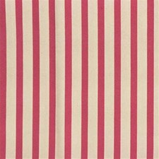 Rose Stripes Drapery and Upholstery Fabric by Laura Ashley