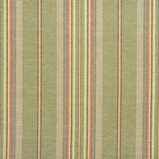 Willow Stripes Drapery and Upholstery Fabric by Laura Ashley