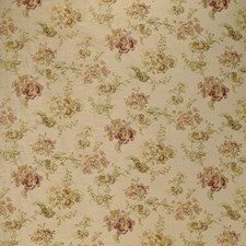 Woodland Print Drapery and Upholstery Fabric by Laura Ashley