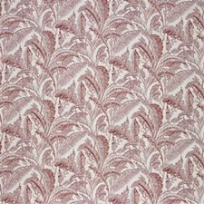 Coral Paisley Drapery and Upholstery Fabric by Kravet