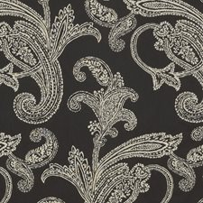 Onyx Drapery and Upholstery Fabric by Ralph Lauren