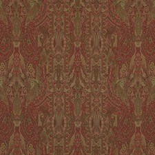 Cavalry Red Drapery and Upholstery Fabric by Ralph Lauren