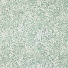Aqua Outdoor Drapery and Upholstery Fabric by Groundworks