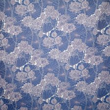 Periwinkle Contemporary Drapery and Upholstery Fabric by Pindler