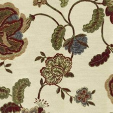 Multi Drapery and Upholstery Fabric by RM Coco