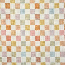 Blossom Check Drapery and Upholstery Fabric by Pindler
