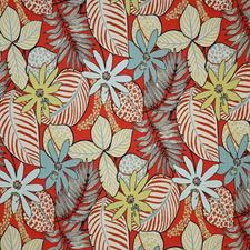 Hibiscus Damask Drapery and Upholstery Fabric by Pindler