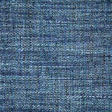 Blue Solid Drapery and Upholstery Fabric by Pindler